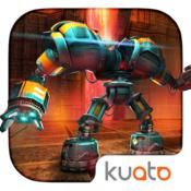 App Icon: Code Warriors: Hakitzu Battles