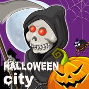 App Icon: Halloween City 4.55