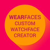App Icon: Android Wear Faces Creator