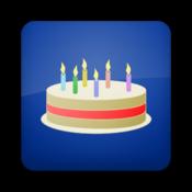 App Icon: Geburtstage - Frei