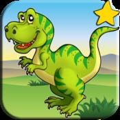 App Icon: Dinosaurier Kinderspiel