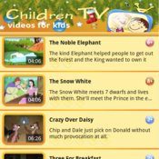 App Icon: Children TV ~ videos for kids