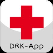App Icon: DRK-App - Rotkreuz-App des DRK