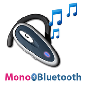 App Icon: Mono Bluetooth Router