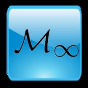 App Icon: MathSys calculator shell-Alpha