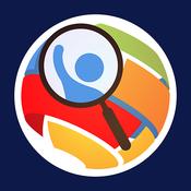 App Icon: Mapswipe