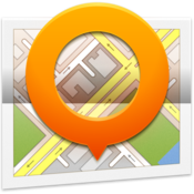 App Icon: Karten & Navigation — OsmAnd+
