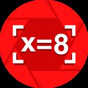 App Icon: AutoMath Foto Calculator