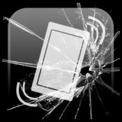 App Icon: Schütteln! Rissige Bildschirm