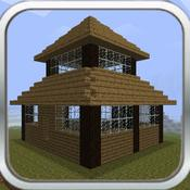 App Icon: Houses for Minecraft - Advanced Building Guide 3.3
