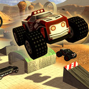 App Icon: Crash Drive 3D - Racing Game