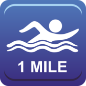 App Icon: Swim a Mile Pro