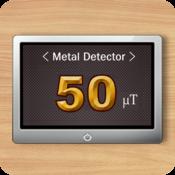 App Icon: Metalldetektor