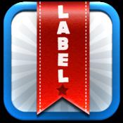 App Icon: Label Plus
