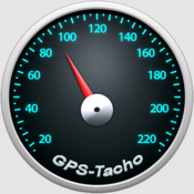 App Icon: GPS-Tacho