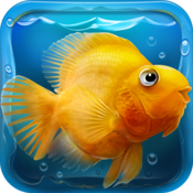 App Icon: iQuarium - virtueller Fisch