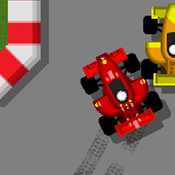 App Icon: Retro Racing
