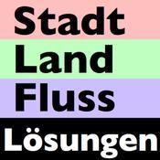 App Icon: Lösungen: Stadt Land Fluss 2.0.3