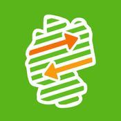 App Icon: MeinFernbus: Die Fernbus App 3.0