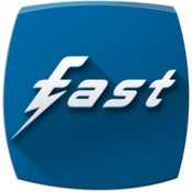 App Icon: Fast for Facebook