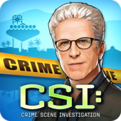 App Icon: CSI: Hidden Crimes