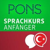 App Icon: Türkisch lernen - PONS Sprachkurs für Anfänger 2.61