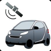 App Icon: Finde mein Auto - Find my car