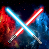 App Icon: Force Saber of Light