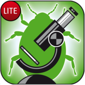 App Icon: smart Microscope Lite
