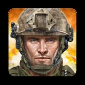 App Icon: Modern War by GREE