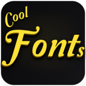 App Icon: Cool Fonts for Whatsapp & SMS