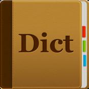 App Icon: ColorDict Wörterbuch