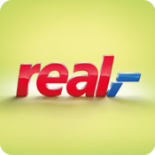 App Icon: real,- Prospekte & Angebote