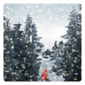 App Icon: Schneefall Live Wallpaper