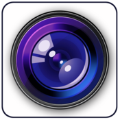 App Icon: FlickFolio für Flickr
