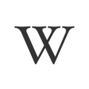 App Icon: Wikipedia Mobile 5.0.4