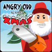 App Icon: Angry Odd contro il Natale!