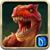 App Icon: Dinosaur War