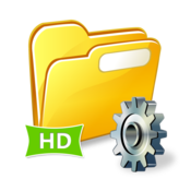 App Icon: Datei Manager HD