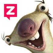 App Icon: Zoobe – erstelle und verschicke 3D animierte Nachrichten mit deiner Stimme 3.6.3