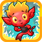 App Icon: Evil In Trouble