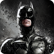 App Icon: The Dark Knight Rises