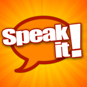 App Icon: Speak it! Text to Speech 2.6
