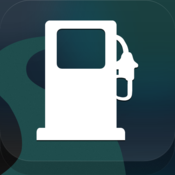 App Icon: TankenApp mit Benzinpreistrend