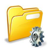 App Icon: Datei Manager (File Manager)