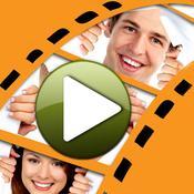App Icon: FotoSlides-Konvertieren von Fotos in Videos Slideshow 4.2.1