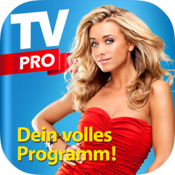 App Icon: TV Programm TV Pro TV Magazin