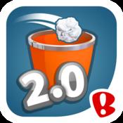 App Icon: Paper Toss 2.0