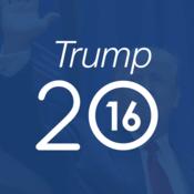 App Icon: Trump 2016