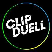 App Icon: ClipDuell - Das erste Video-Quiz um aktuelle TV-Werbespots, Film-Trailer und Musikvideos zu erraten 1.27.3
